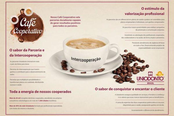 Uniodonto do Brasil - Campanha Café Cooperativo